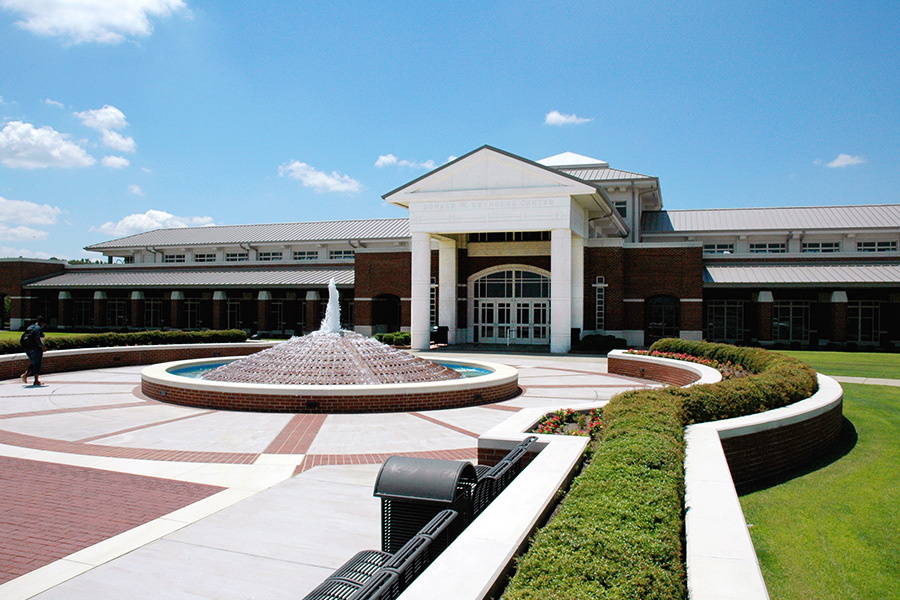 Arkansas State University - Mid-South Reynolds Center.